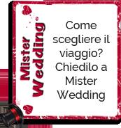 Come scegliere il viaggio di nozze?